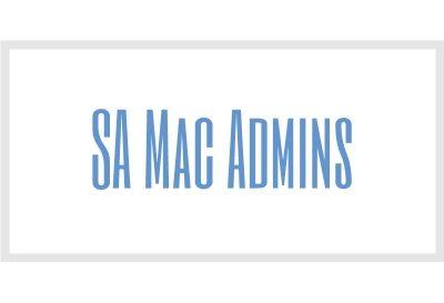 San Antonio Mac Admins